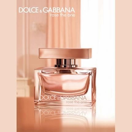Eau Rose dolce Rose Parfum Lote De Dolce The One Gabbana XkuiZPO