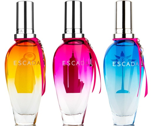 Escada Perfumes in New Bottles