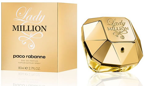 1 million perfume for ladies
