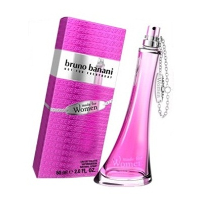 Bruno Banani Made for Women New Perfume | Perfume Diary