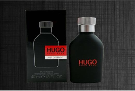 hugo boss just different new perfume perfumediary. Black Bedroom Furniture Sets. Home Design Ideas