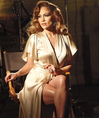 Jennifer Lopez Poses Sexy For Love Amp Light Perfume Ad