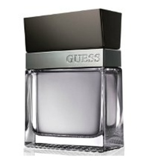 His charm and fragrance Guess Guess Seductive Homme that comes in a