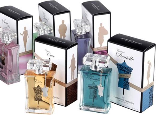 Jardin de france etoffes de parfum new perfumes for Calvin klein jardin collection
