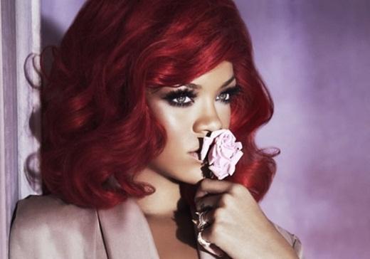 Rebelle Rihanna perfume  a new fragrance for women 2012