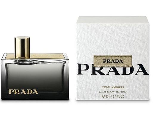 prada black perfume