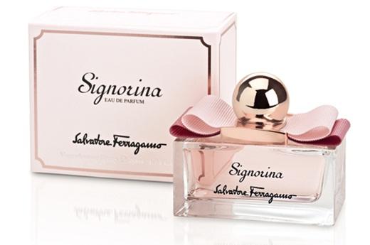 Salvatore Ferragamo Signorina, New Perfume