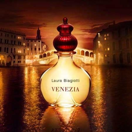 laura biagiotti venezia new perfume perfumediary. Black Bedroom Furniture Sets. Home Design Ideas