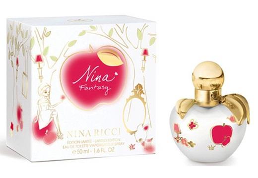 Nina Ricci Nina Fantasy, New Perfume