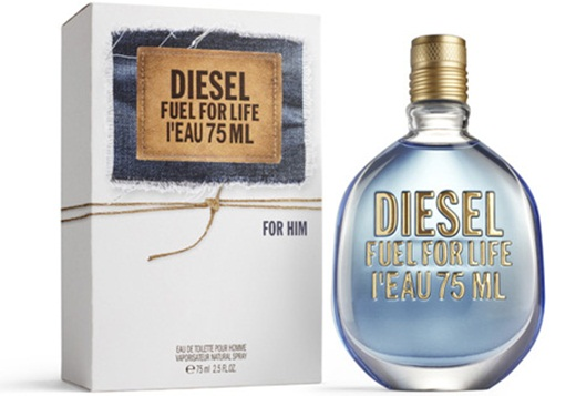 Diesel Fuel for Life l'Eau, New Fragrance