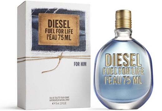 Diesel Fuel for Life l'Eau, New Fragrance