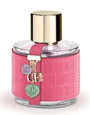 carolina herrera pink perfume