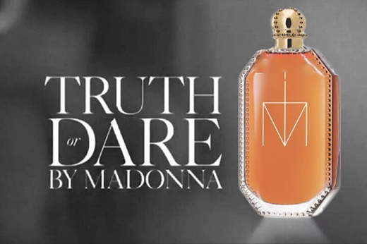 Madonna Truth or Dare Naked will be available in 50 and 75ml Eau de Parfum.