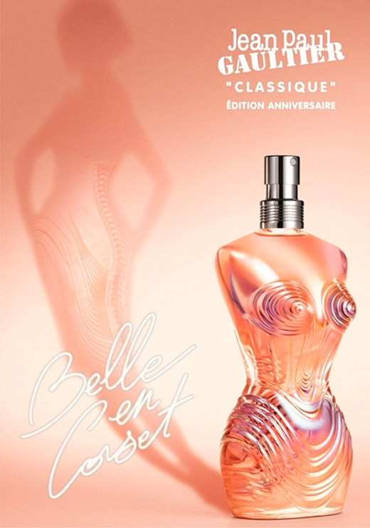 Jean Paul Gaultier Classique Belle en Corset Perfume