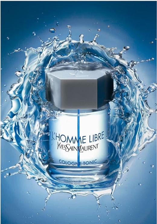 Yves Saint Laurent L'Homme Libre Cologne Tonic