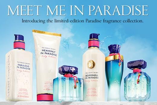 Victoria'Victoria's Secret Paradise Collection