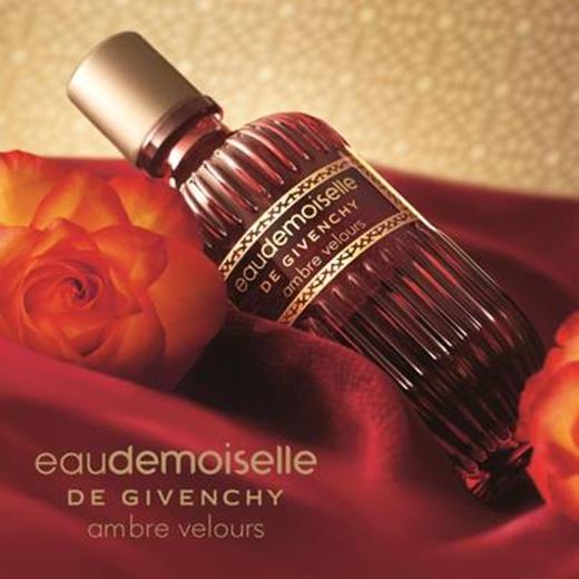 Givenchy Eaudemoiselle Ambre Velours Fragrance