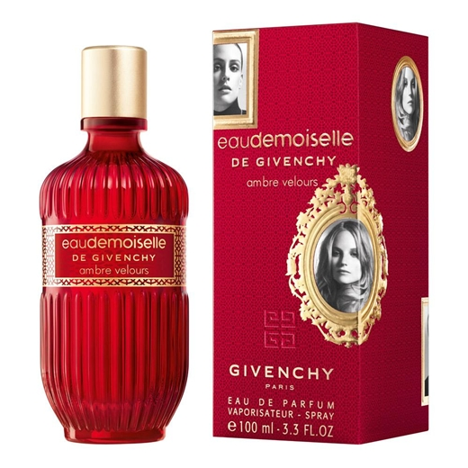 givenchy eaudemoiselle ambre velours new fragrance perfumediary. Black Bedroom Furniture Sets. Home Design Ideas