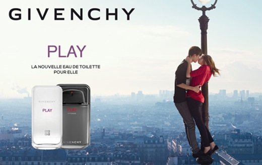 Givenchy Play For Her Eau de Toilette Perfume