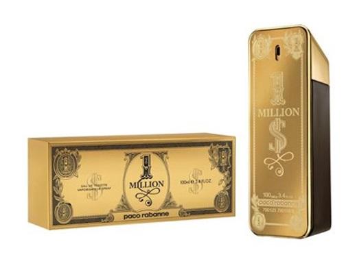 Paco Rabanne 1 Million $ Fragrance